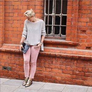 🆕 Listing! Loft blush jeans